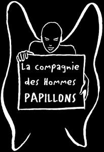 La Compagnie des Hommes Papillons logo